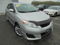 2009 Toyota Matrix XRS 5-Speed AT