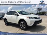 Used 2015 Toyota RAV4 Limited For Sale in North Charleston, SC | JTMYFREV7FD073667