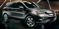 Used 2008 Acura MDX 4WD with Technology Package and Power Tail Gate