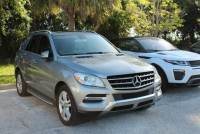 Pre-Owned 2013 Mercedes-Benz ML 350 ML 350 Sport Utility