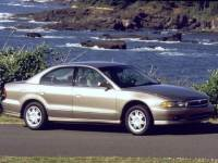 Used 2000 Mitsubishi Galant ES Sedan For Sale in Asheville, NC