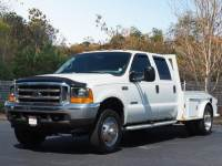 2001 Ford F-550 Chassis Truck Crew Cab
