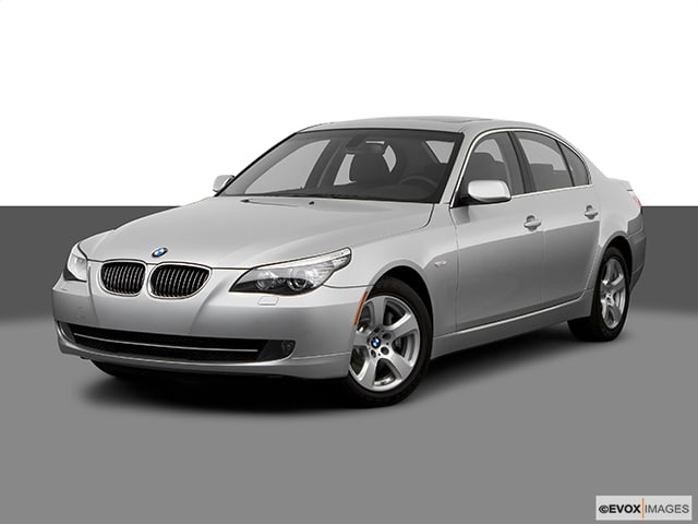 Photo Used 2008 BMW 5 Series 528i for sale in Fairfax, VA