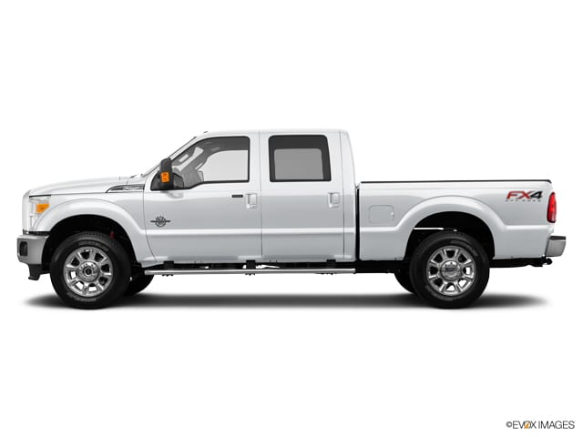 Photo Used 2015 Ford F-250 Truck Crew Cab in Merced, CA