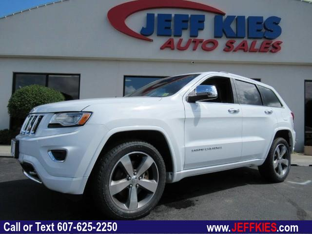 Photo 2015 Jeep Grand Cherokee Overland 4WD