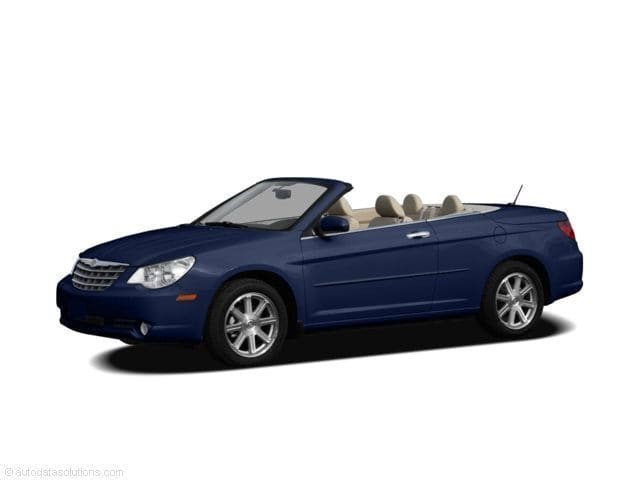 Photo 2008 Chrysler Sebring Limited Convertible Front-wheel Drive  near Orlando FL