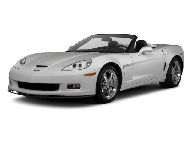 Photo 2012 Chevrolet Corvette Z16 Grand Sport w3LT 2dr Car