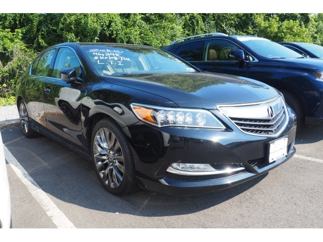 Photo Certified Pre-Owned 2016 Acura RLX Base For Sale Lawrenceville, NJ