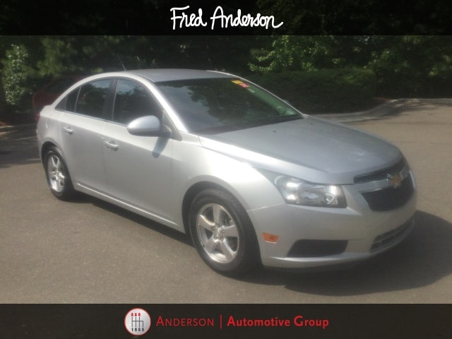 Photo Pre-Owned 2013 Chevrolet Cruze 1LT Sedan For Sale  Raleigh NC