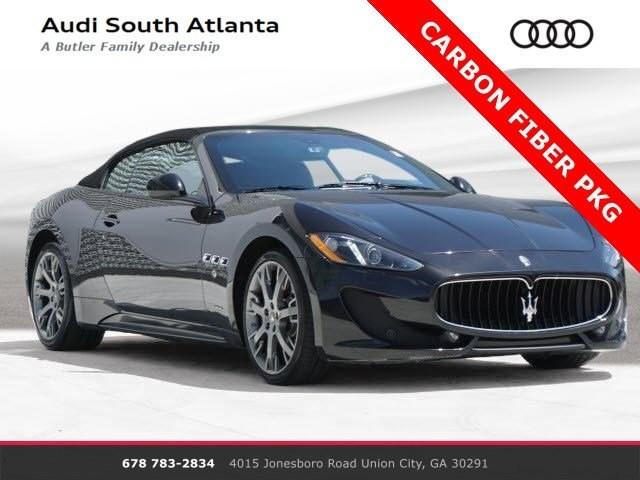 Photo 2014 Maserati GranTurismo MC Convertible