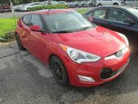 2014 Hyundai Veloster Base w/Black Hatchback Front-wheel Drive