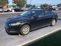 Used 2015 Ford Fusion S Sedan