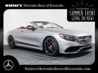 Pre-Owned 2017 Mercedes-Benz S-Class AMG® S 65 Cabriolet