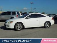2007 Honda Accord Coupe LX 2dr Car