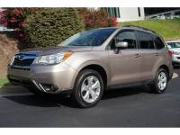 Used 2015 Subaru Forester 2.5i Limited (CVT) SUV in Athens, GA