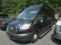 2015 Ford Transit-350 Wagon High Roof HD Extended-Length Wagon I-5 cyl