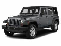 Home of the $500 Price Beat Guarantee: 2015 Jeep Wrangler Unlimited Sport SUV