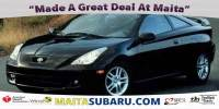Used 2001 Toyota Celica GTS Available in Sacramento CA