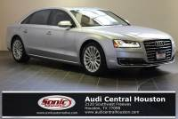 Certified Used 2015 Audi A8 L 4.0T Sedan in Houston, TX