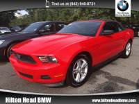 2012 Ford Mustang Convertible V6 * Clean Local Trade In * V6 * Autom Convertible Rear-wheel Drive