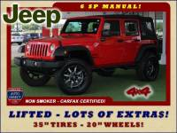 2015 Jeep Wrangler Unlimited Sport 4x4 - LIFTED - LOT$ OF EXTRA$!