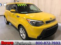 2015 Kia Soul Plus Local Trade In With Low Miles Hatchback 4 cyls