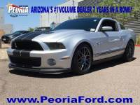 2012 Ford Shelby GT500 Shelby GT500 Coupe V8 32V Supercharged
