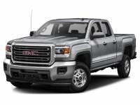 2016 GMC Sierra 2500HD SLE Truck Double Cab Duramax V8 Turbodiesel