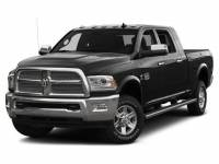 2016 Ram 2500 Laramie Longhorn Truck Mega Cab Cummins I6 Turbodiesel