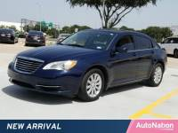 2013 Chrysler 200 Touring 4dr Car