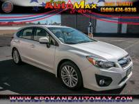2013 Subaru Impreza 2.0i Limited All Wheel Drive