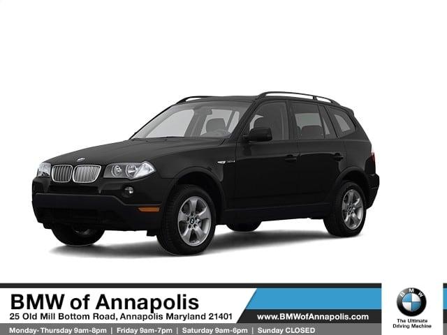 Photo 2008 BMW X3 3.0si 3.0si SAV All-wheel Drive
