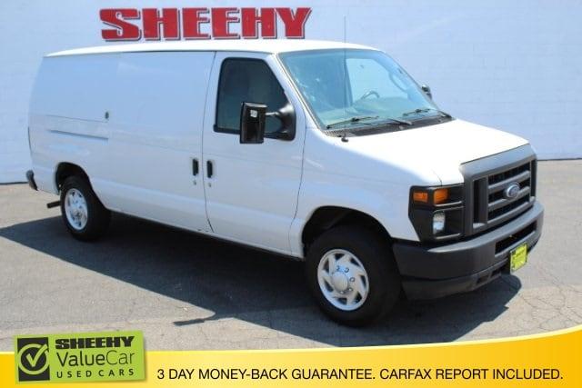 Photo 2013 Ford E-150 Commercial Van Cargo Van