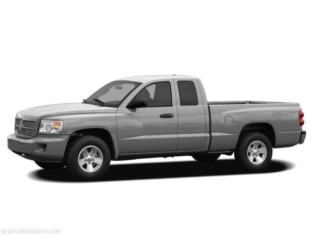 Photo 2008 Dodge Dakota Sport Truck Extended Cab
