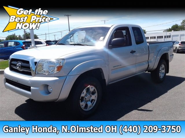 Photo 2006 Toyota Tacoma 4WD Access Cab Standard Bed V6 Automatic
