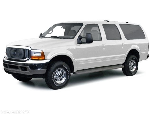Photo 2001 Ford Excursion Limited SUV 4x4