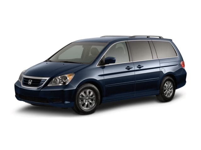 Photo Used 2010 Honda Odyssey EX Van