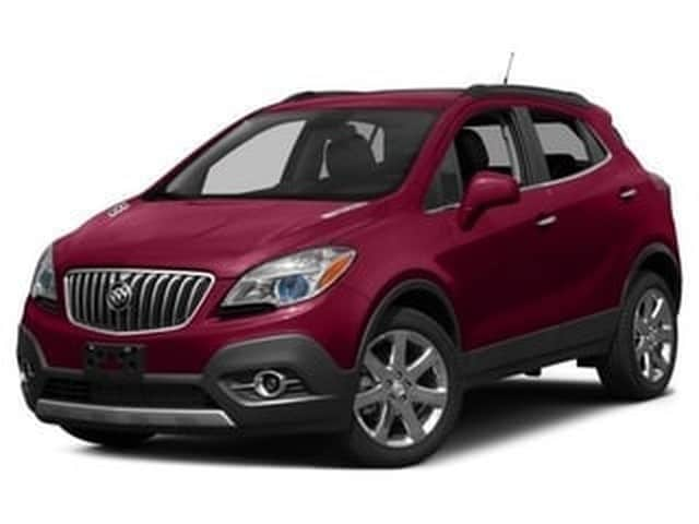 Photo 2015 Buick Encore AWD Convenience SUNROOFSTILL UNDER WAARRANTY SUV Ecotec Turbo VVT DOHC 4-Cyl Sequential MFI Engine