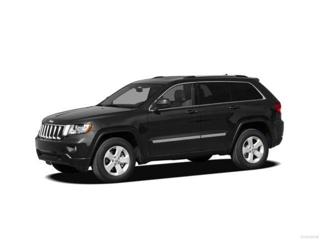 Photo Used 2012 Jeep Grand Cherokee Overland Summit 4WD Overland Summit For Sale in Seneca, SC