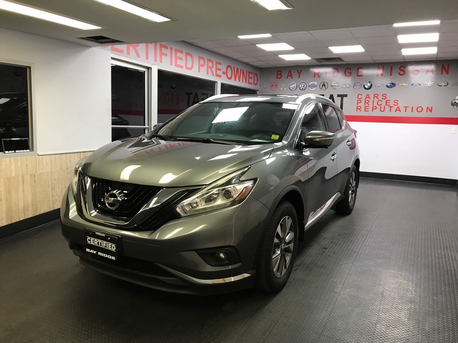 Photo Certified 2015 Nissan Murano SL for sale in Brooklyn, NY
