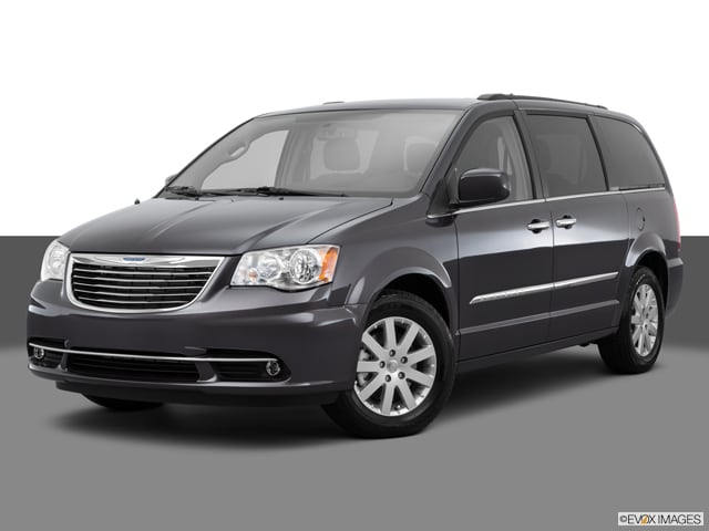 Photo Used 2015 Chrysler Town  Country Touring in Marysville, WA