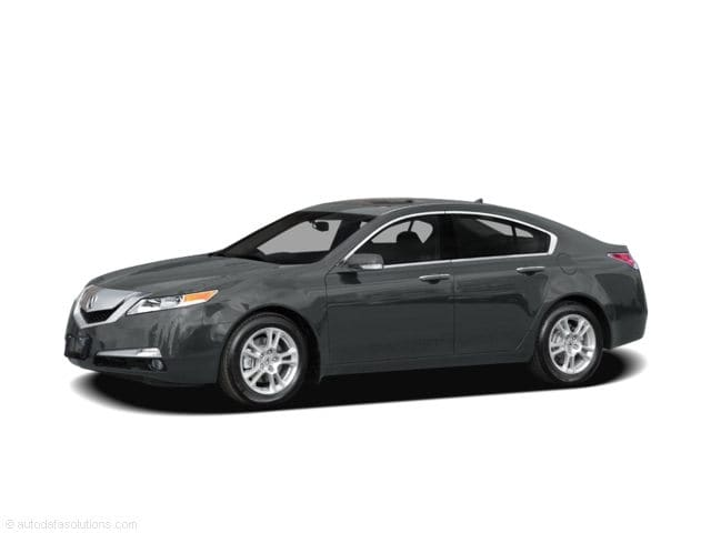 Photo Used 2009 Acura TL 3.5 wTechnology Package Sedan For Sale Austin TX