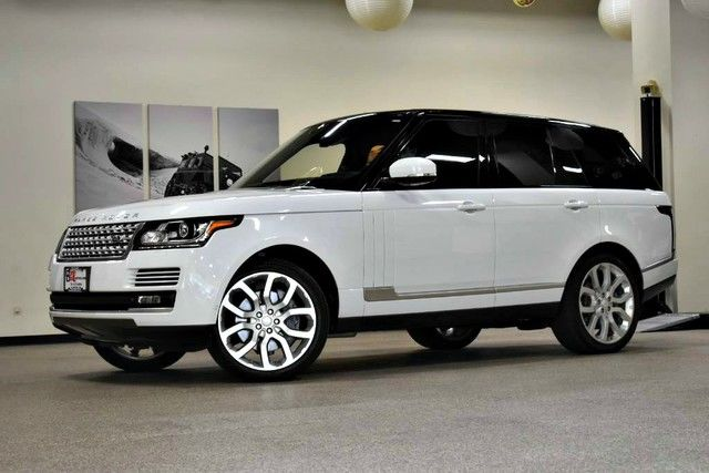 Photo 2014 Land Rover Range Rover Supercharged V8