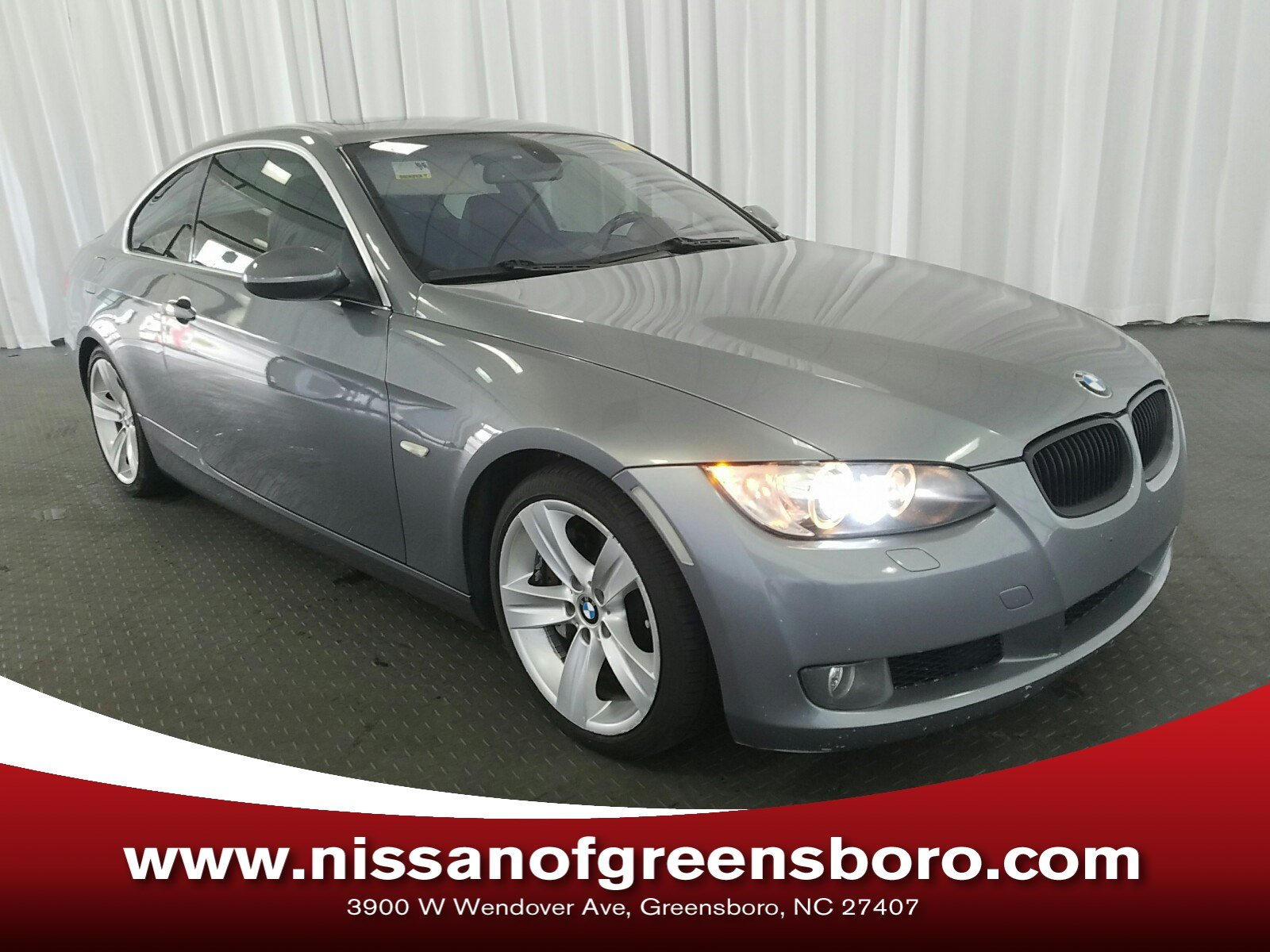 Photo Pre-Owned 2007 BMW 335i Coupe in Greensboro NC