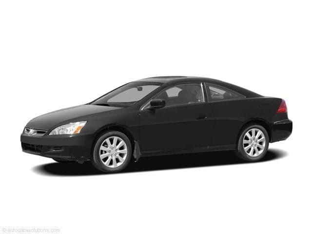 Photo Used 2006 Honda Accord Coupe EX-L V6 with NAVI in Houston, TX