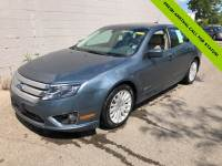 Pre-Owned 2011 Ford Fusion Hybrid SEL FWD 4D Sedan