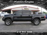 2008 Toyota Tacoma PreRunner Double Cab 4.0L V-6 Automatic Lifted 2WD
