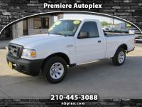 2010 Ford Ranger 2WD Regular Cab 2.3L 4 Cylinder Automatic