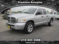 2008 Dodge Ram 1500 Laramie Quad Cab 5.7L Hemi V-8 2WD Loaded Naviagat