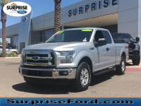 Used 2016 Ford F-150 XLT Extended Cab Short Bed Truck V-6 cyl For Sale in Surprise Arizona